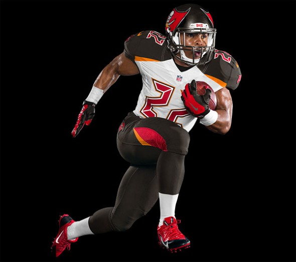 the latest 50e68 60881 Tampa Bay Buccaneers Unveil New Uniforms | Chris Creamer's ...