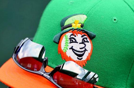 Photos: Goin Green on St Patricks Day 2014