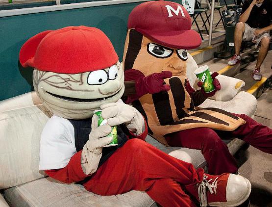 Nuts-Mascots