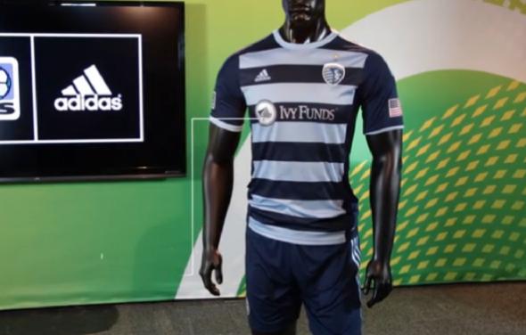 Sporting KC New Uniform 2014