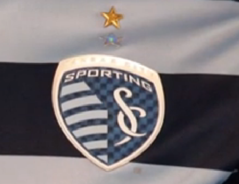 Sporting Kansas City Jersey Crest Detail