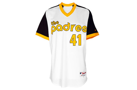 San Diego Padres English Jersey 2014