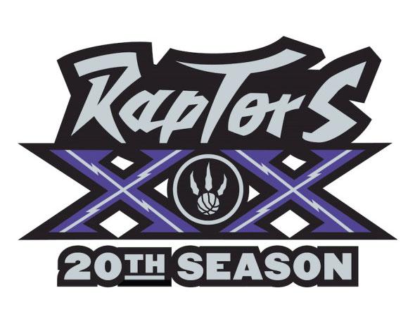 Toronto Raptors 20th