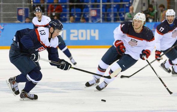 USA Slovakia Sochi 2014 Olympics