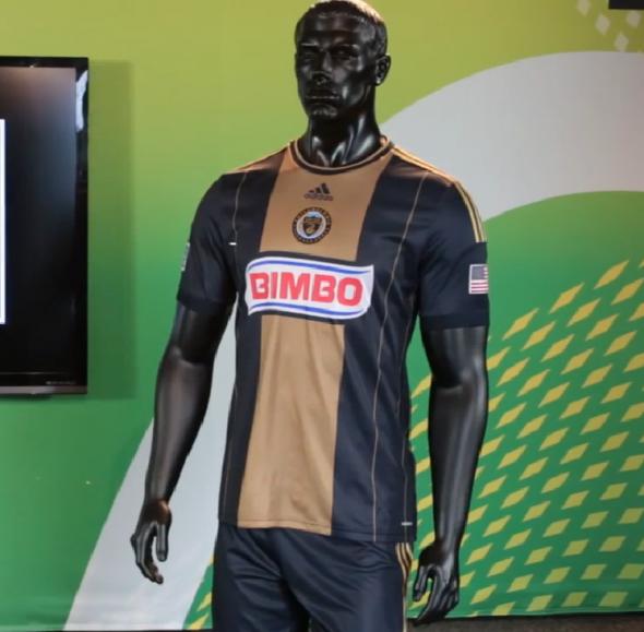 Philadelphia Union New Uniform 2014