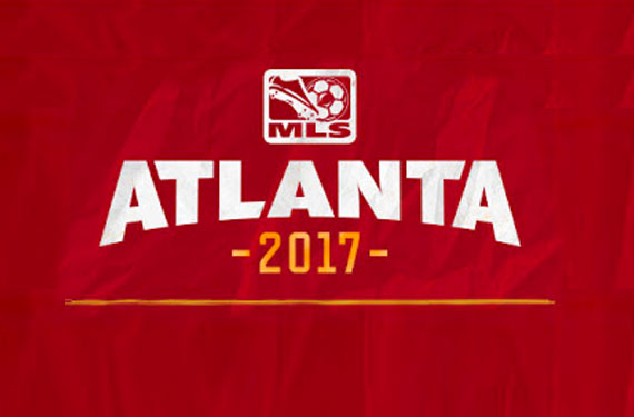 Atlanta MLS Team and Colours Confirmed for 2017