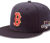 Boston Red Sox 2013 World Champs Cap