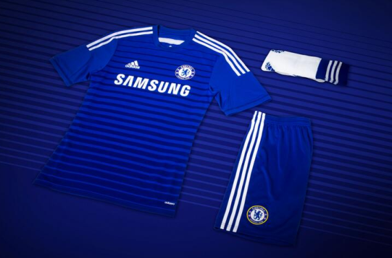 Chelsea Officially Reveals 14/15 Kits
