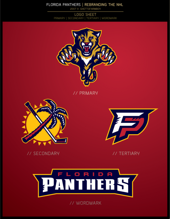 Florida-Panthers-logos