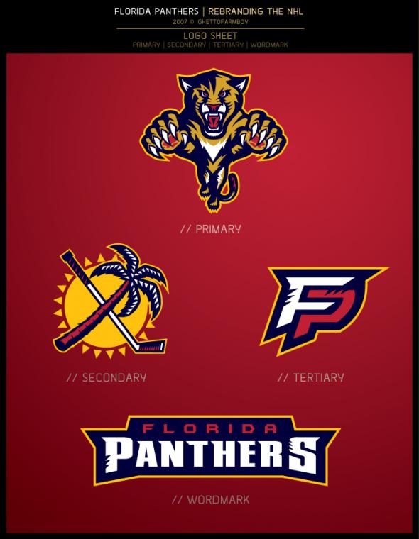 Florida-Panthers-logos