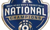 Kentucky Wildcats 2014 NCAA Final Four Champions Logo