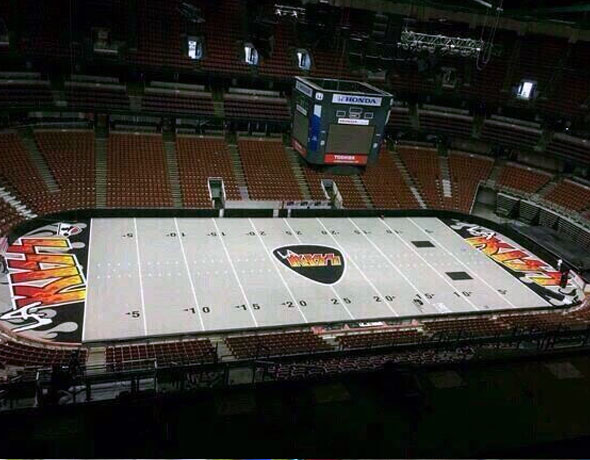 LA Kiss Field Design 2014