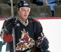 Phoenix Coyotes Uniform 2000