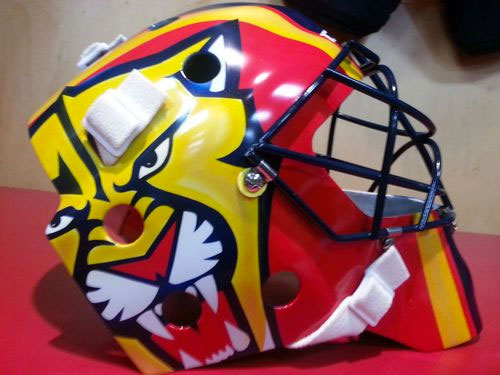 Roberto Luongo New Mask 2