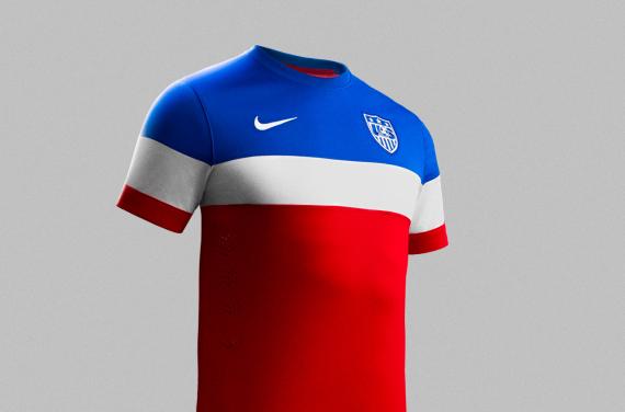 US Soccer Reveals Popsicle-Esque Clash Kits