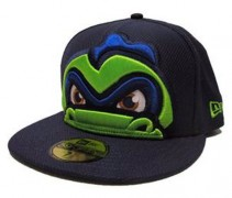 Vermont Lake Monsters 2014 BP Cap
