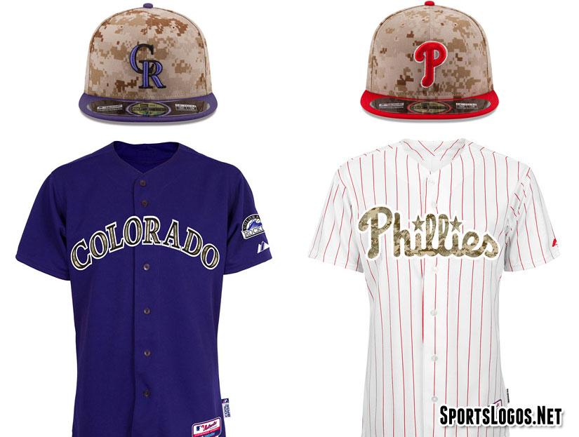 Phillies Uniforms 2014