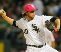 Chicago White Sox Pink Cap 2014