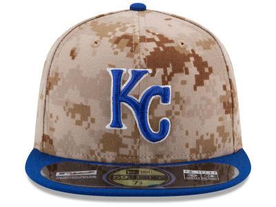 Kansas City Royals 2014 Camo Cap  2ea7a7c4b7e