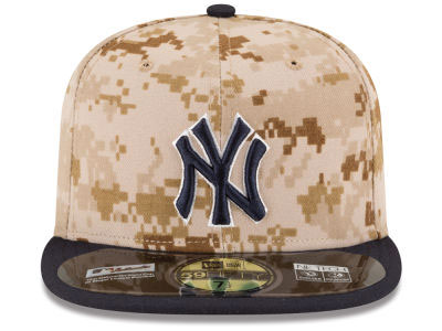 ce90237da50 New York Yankees 2014 Camo Cap