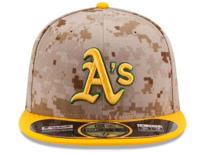 Pics: The Camo Caps Each MLB Team is Wearing May 26