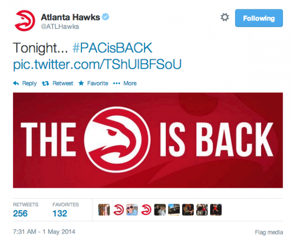Pac is Back Atlanta Hawks