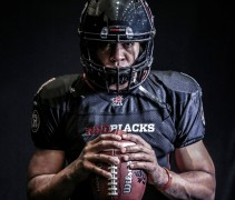 RedBlacks Home Uniform