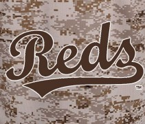 Reds Camouflage