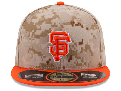 San Francisco Giants 2014 Camo Cap  852635d9e85