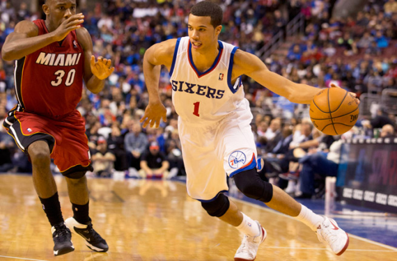 Will The Philadelphia 76ers Be Getting New Unis Soon?