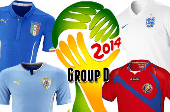 2014 World Cup Group D