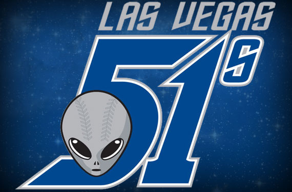 The story behind the Las Vegas 51s: Coolest logo this side of Gunga City