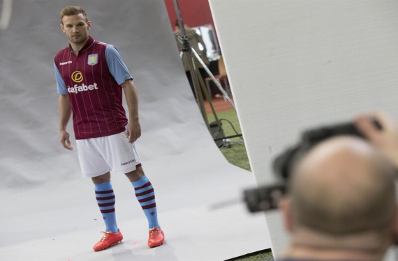 Aston Villa Goes Back To Basics With New Home Kit
