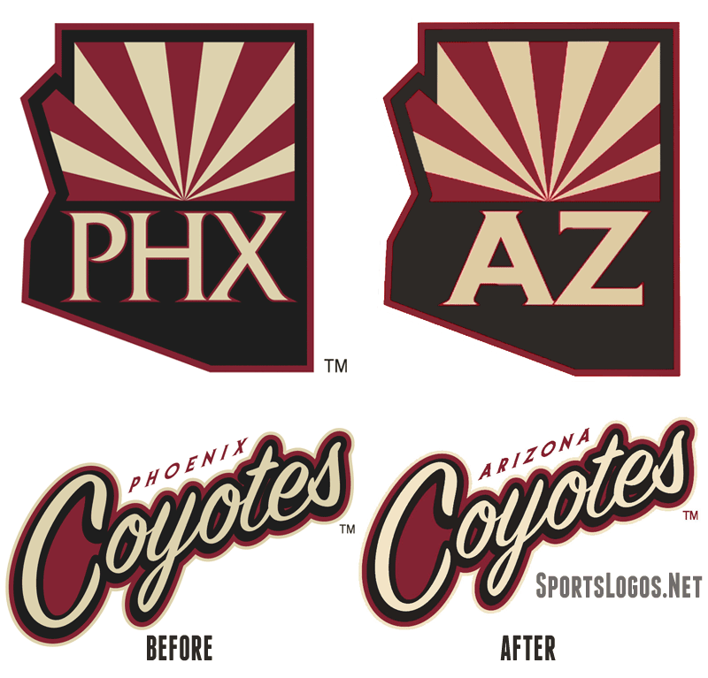 Arizona Coyotes Make New Name Official Today