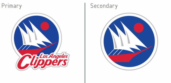 The primary and secondary logos from mbannon92's concept from 2013