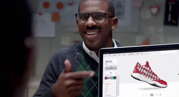 From CP3's State Farm commercial. This is seriously being sold.
