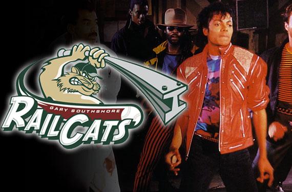 Gary Southshore Railcats Michael Jackson Jersey 2014