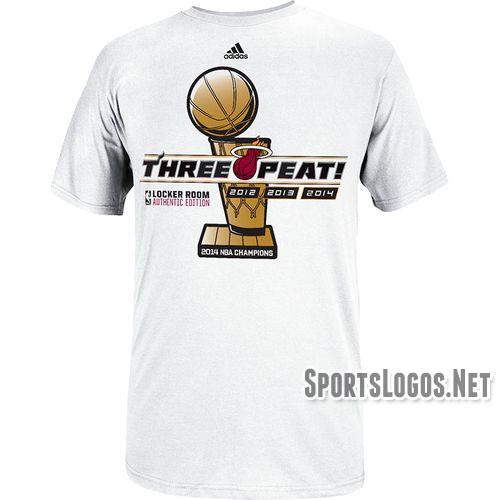 Miami Heat 2014 NBA Phantom Champs Shirt