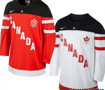 New Canada Hockey Jersey 2014-2015