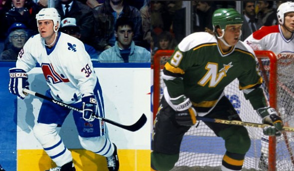 Quebec Nordiques Minnesota North Stars