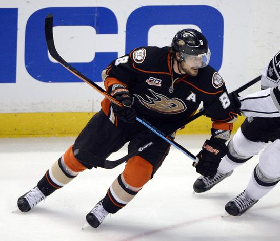 Last years alternate jersey is the new Anaheim Ducks home home