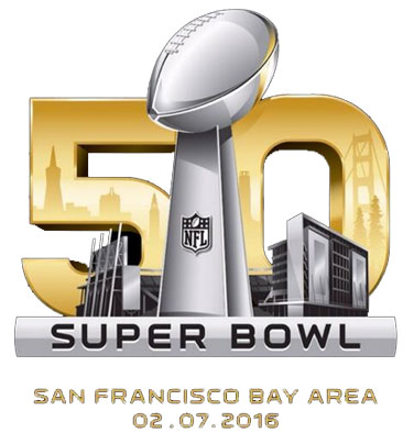 "The ""regional"" logo for Super Bowl 50"