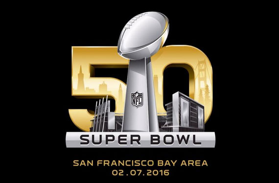 Super Bowl 50 Logo Unveiled