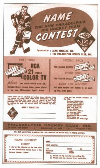 Gonna Fly Now The Story Behind The Philadelphia Flyers Brand