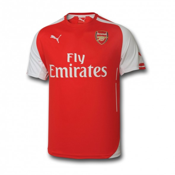 online store 80f20 8ec0a Arsenal Complete Switch To Puma With New Kits For 2014-15 ...