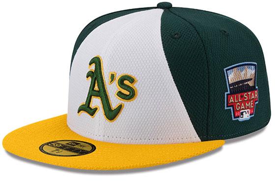 Oakland ASG Cap