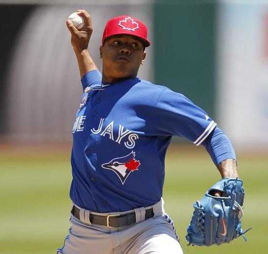 Toronto Blue Jays 4th of July Cap 2014