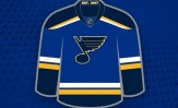 St Louis Blues New Uniform 2014-15