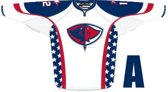 Sting Rays jersey vote A