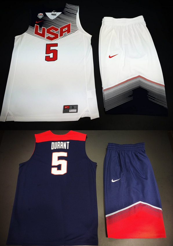 6bf3637ea USA Basketball Uniform For 2014 World Cup Leaks